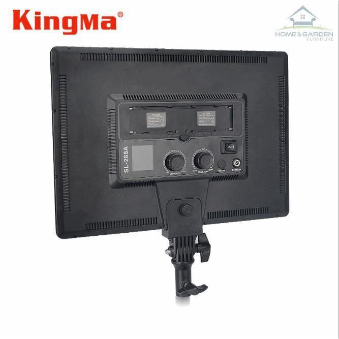 Đèn Led Softlight SL-288A dùng quay phim và chụp ảnh KingMa
