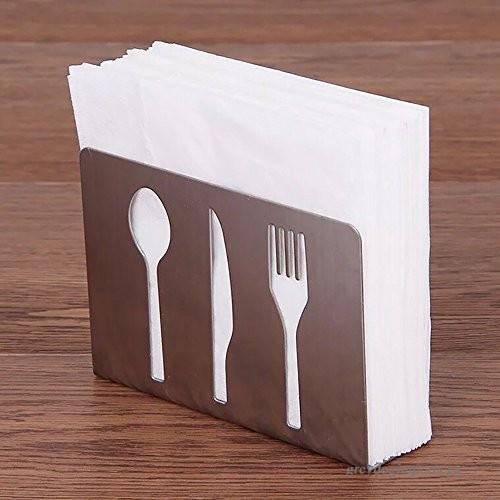 Khay đựng giấy ăn inox Cao Cấp - thiết kế độc đáo