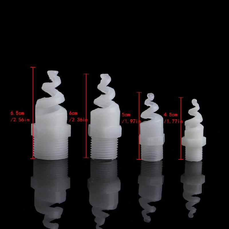 bộ 10 đầu xoắn ốc phi 27mm nhựa cao cấp