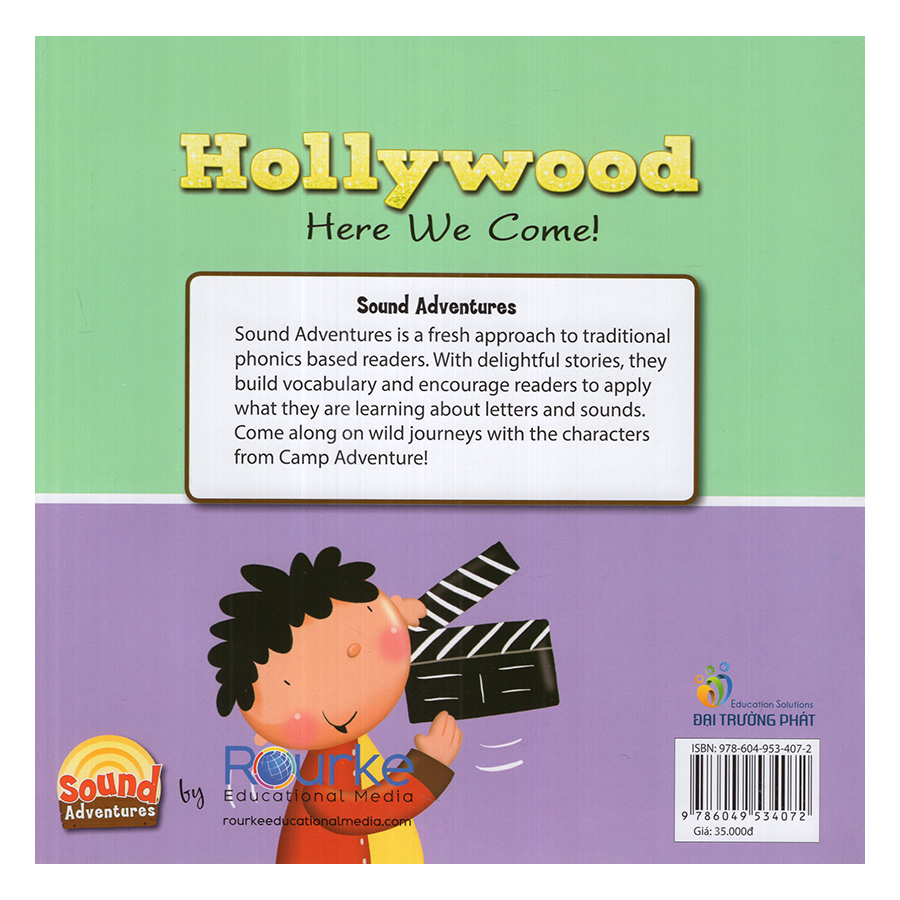 Readers For i-Learn Smart Start Level 5: Charlie's Harmonica, Time For A Trim, Hollywood Here We Come!
