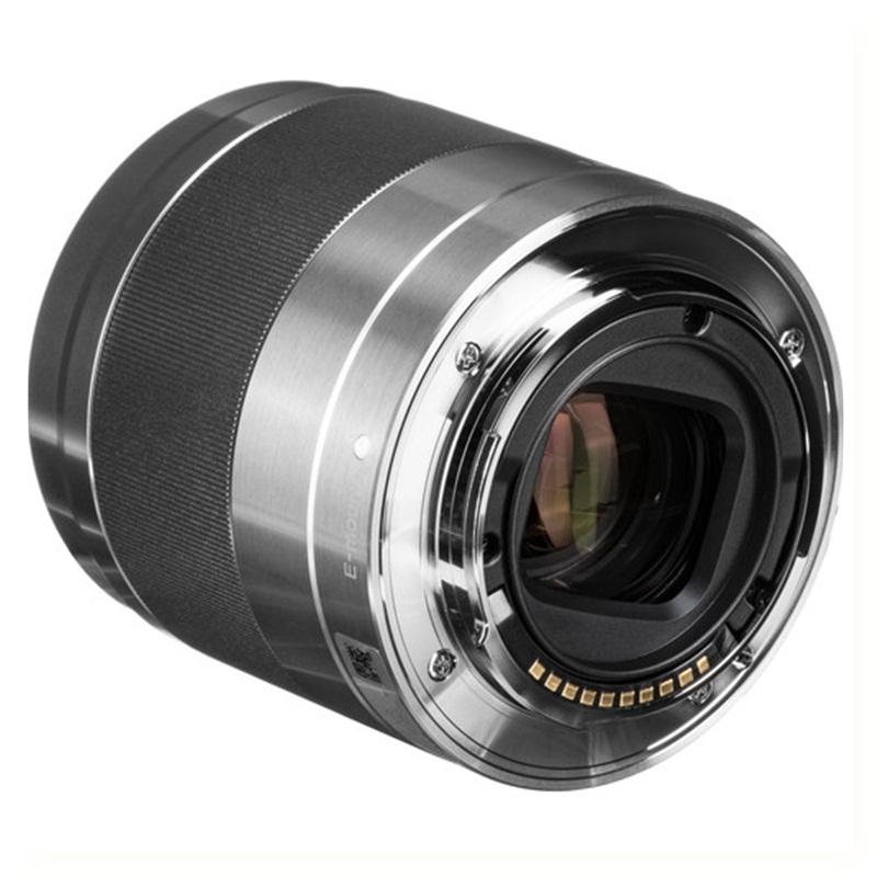 Lens Sony E 50mm F1.8 (SEL50F18) Bạc - Hàng chính hãng