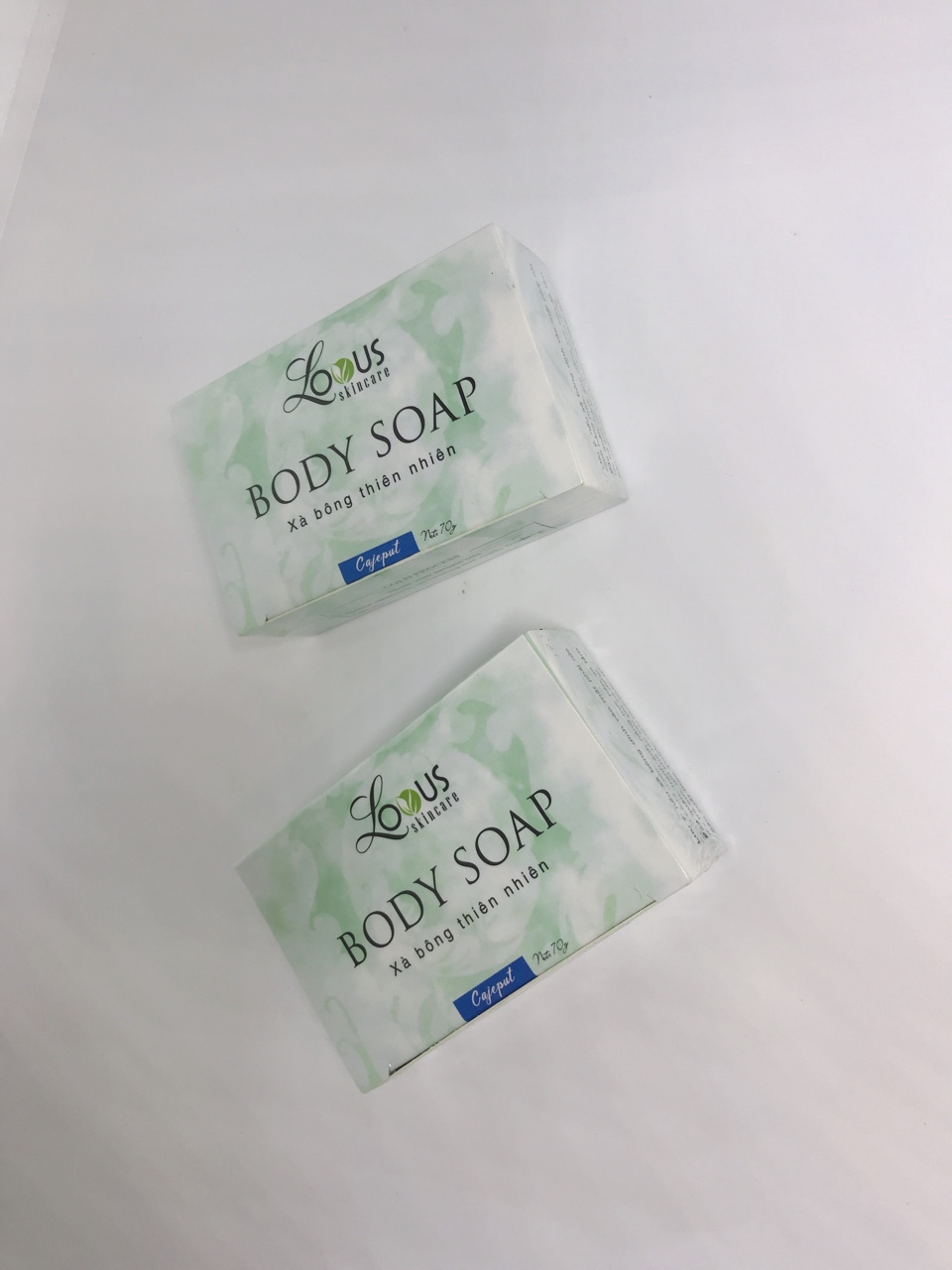 XÀ BÔNG BODY SOAP LOOUS 70G - TRÀM