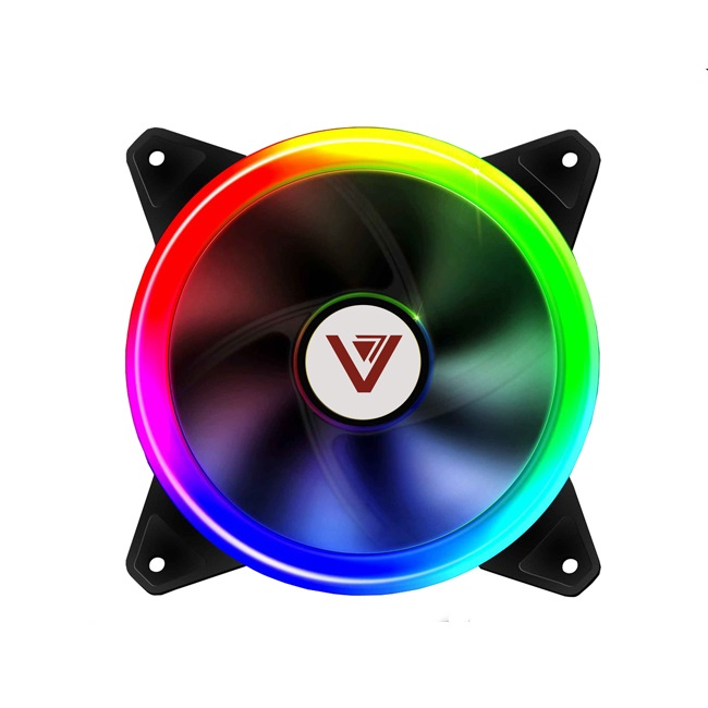 Fan Case V202B LED RGB