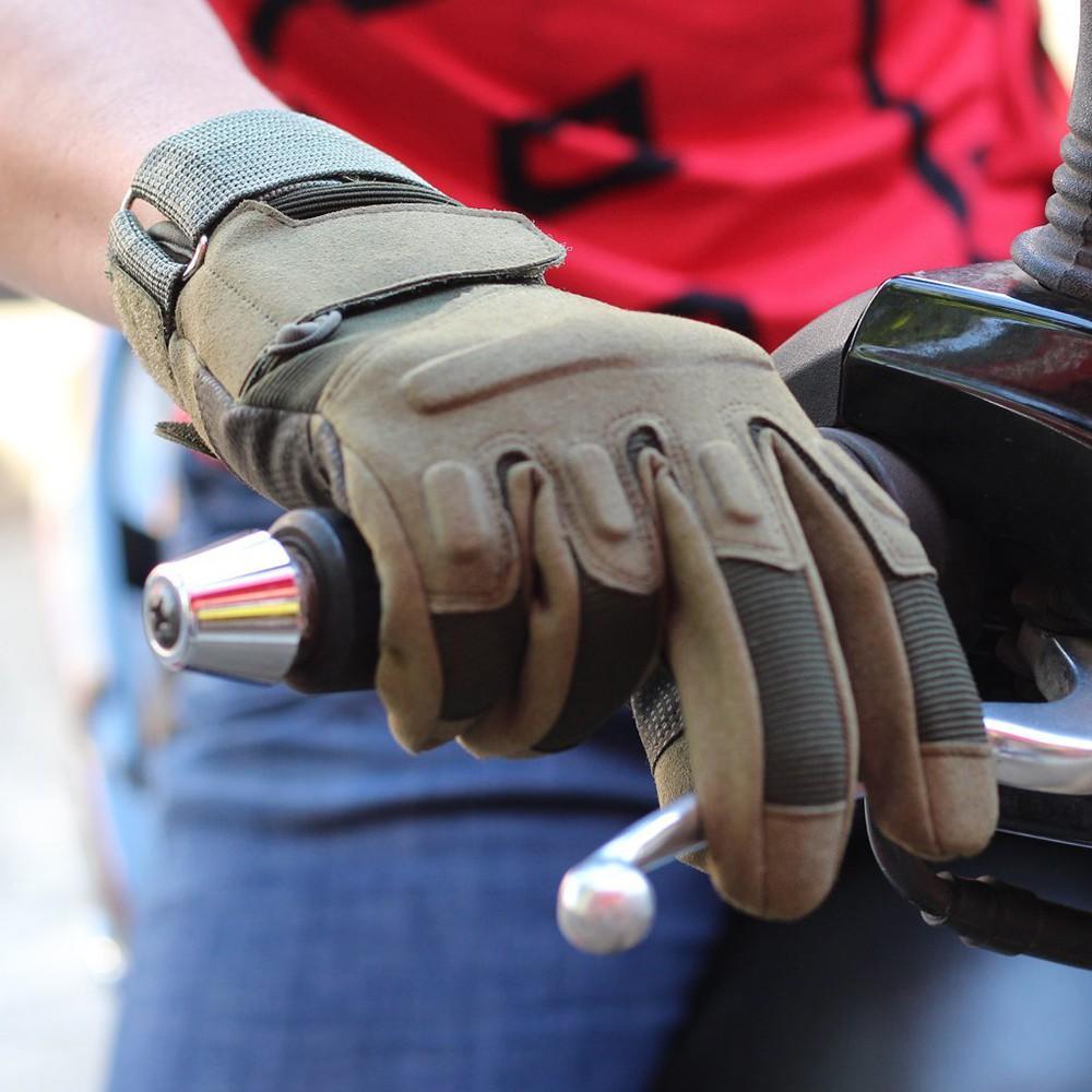 Găng tay lái xe Blackhawd dài ngon