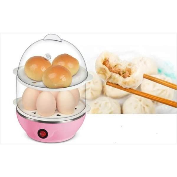 Nồi hấp trứng, thức ăn... 2 tầng đa năng