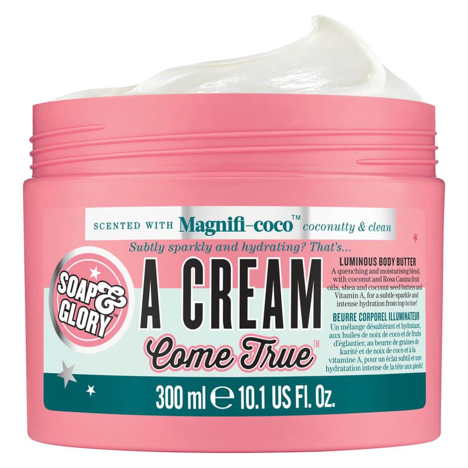 Dưỡng thể Soap & Glory A Cream Come True 300ml