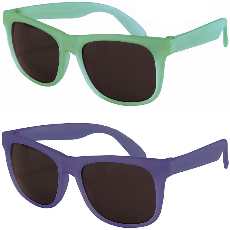 Mắt kính trẻ em đổi màu khi ra nắng Realshades 2SWI - XanhTím