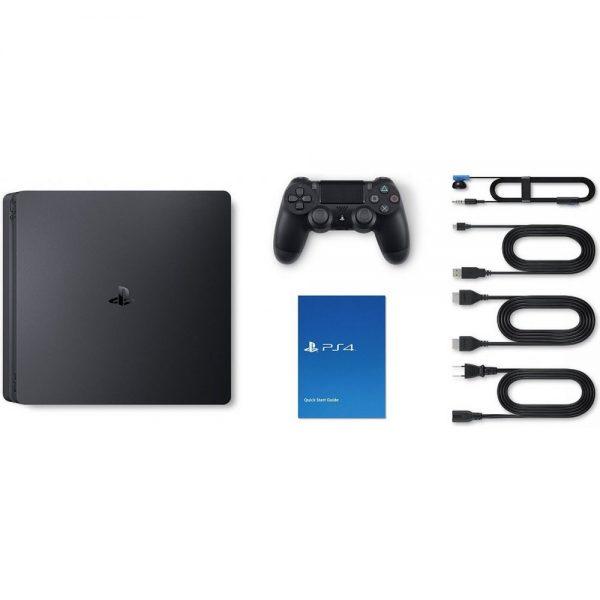 Bộ Máy Game Ps4 Pro Model 7106B Kèm Game Godofwar 4 Và Devil May Cry 5 - Hàng chính hãng