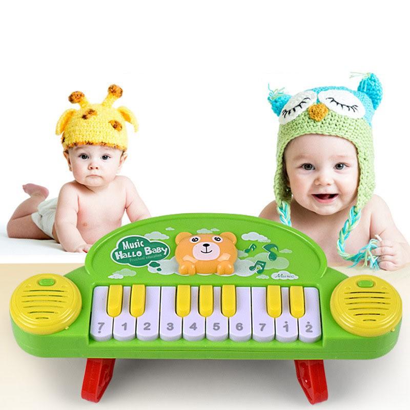 Đồ chơi nhạc cụ đàn Piano Hallo Baby tạo sự sáng tạo, khơi nguồn âm nhạc cho bé