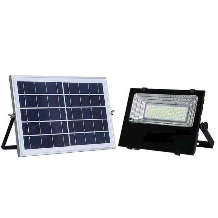 Đèn pha chạy năng lượng mặt trời cao cấp GIVASOLAR GV-FL89