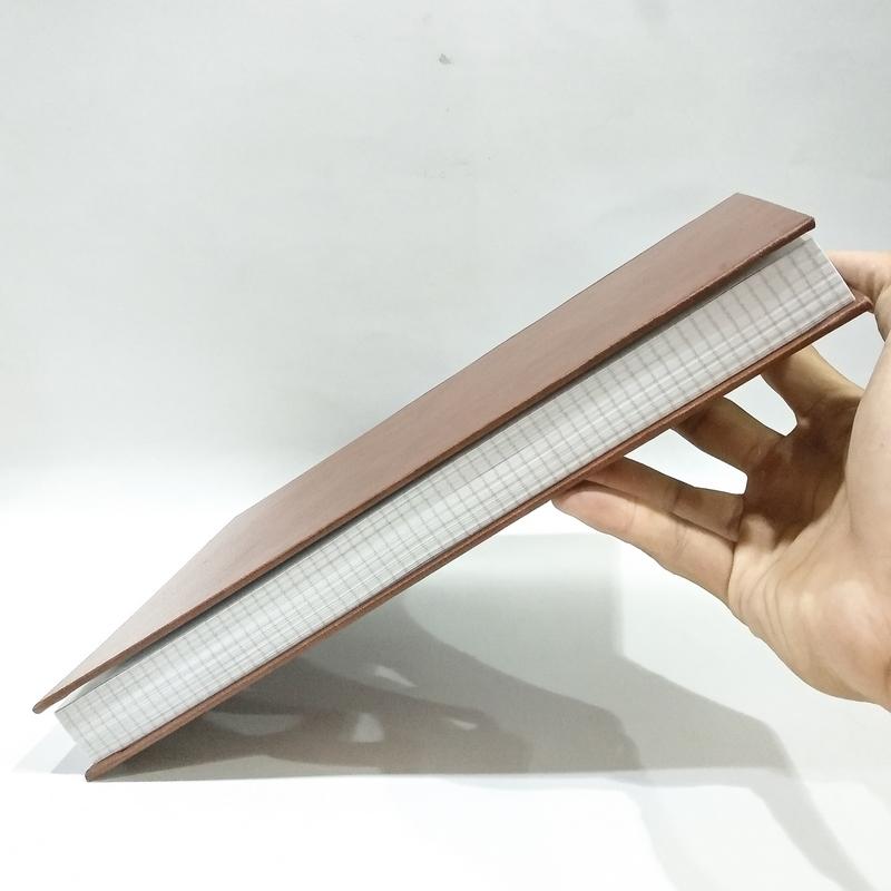 Sổ Caro 480 Trang - Bìa Simili