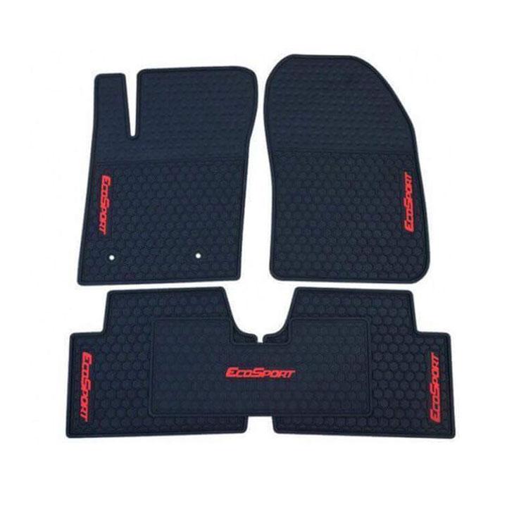 Thảm lót sàn để chân cao su dành cho ô tô Ford Ecosport