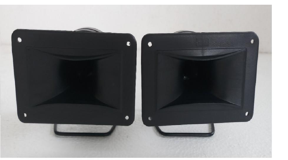 Cặp loa treble JBM, hàng chính hãng. Sử dụng để lắp thêm vào hệ thống loa nghe nhạc, hát giải trí gia đình, nhà hàng, cafe, Loa có tác dụng bổ sung tiếng treble cho âm thanh