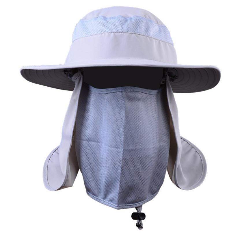 Mũ nón rộng vành chống nắng chống tia UV