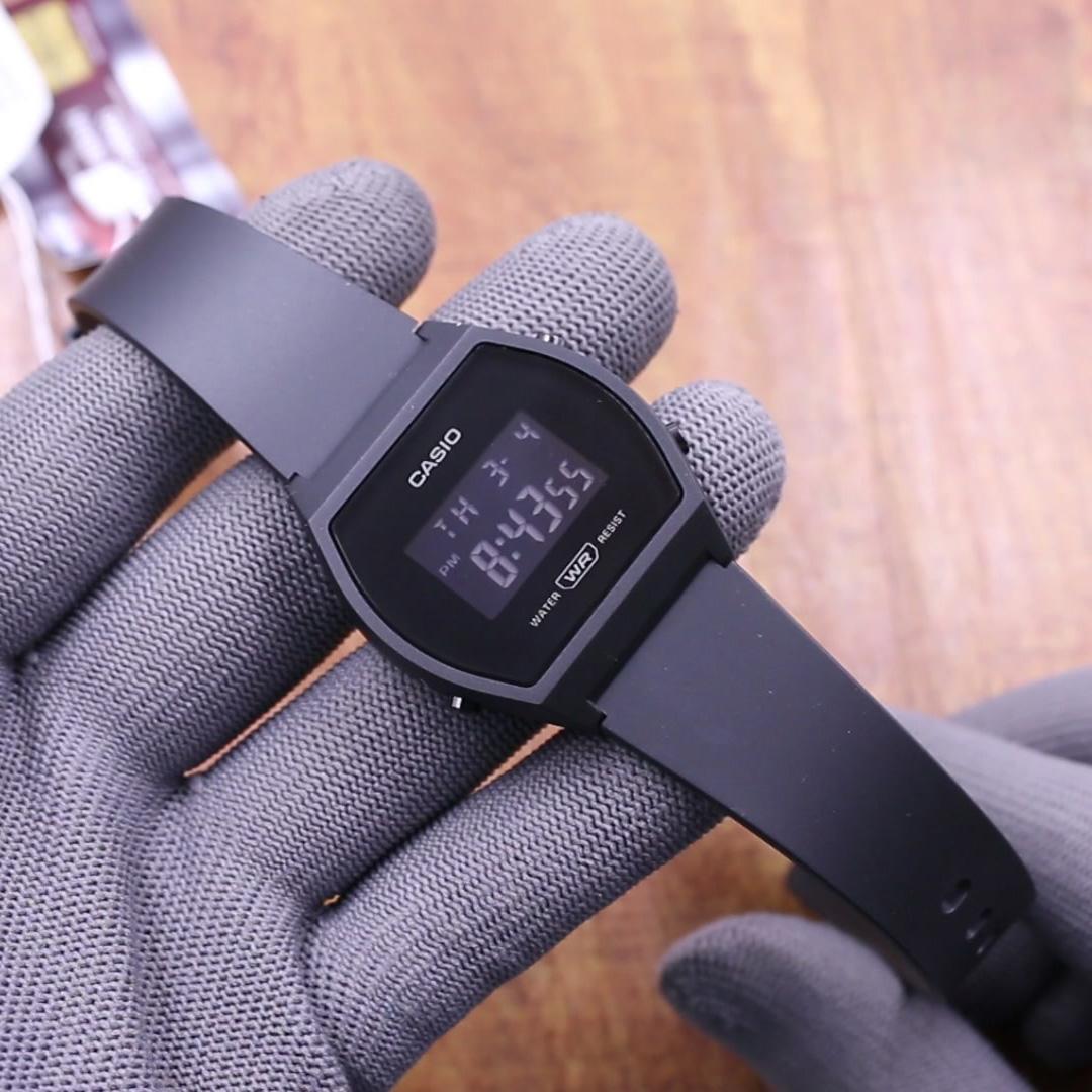 Đồng Hồ Đeo Tay Chính Hãng Casio LW-204-1BDF Dây Nhựa