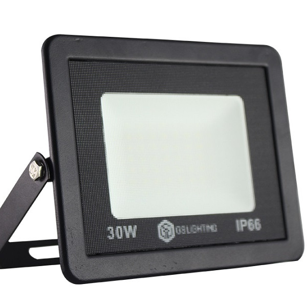 Đèn Pha LED GS-PN30 Công suất 30W Siêu Mỏng (ánh sáng vàng)