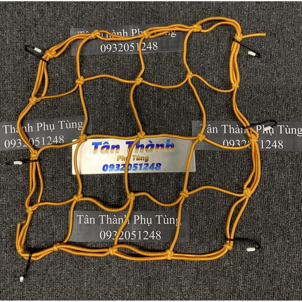 Dây chun, dây thun, dây lưới, rổ lưới xe máy dành cho các loại xe đủ màu