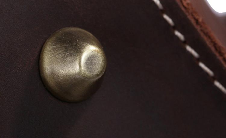 Túi Đựng Máy Ảnh Da Bò Cao Cấp Tiding - Hàng Nhập Khẩu