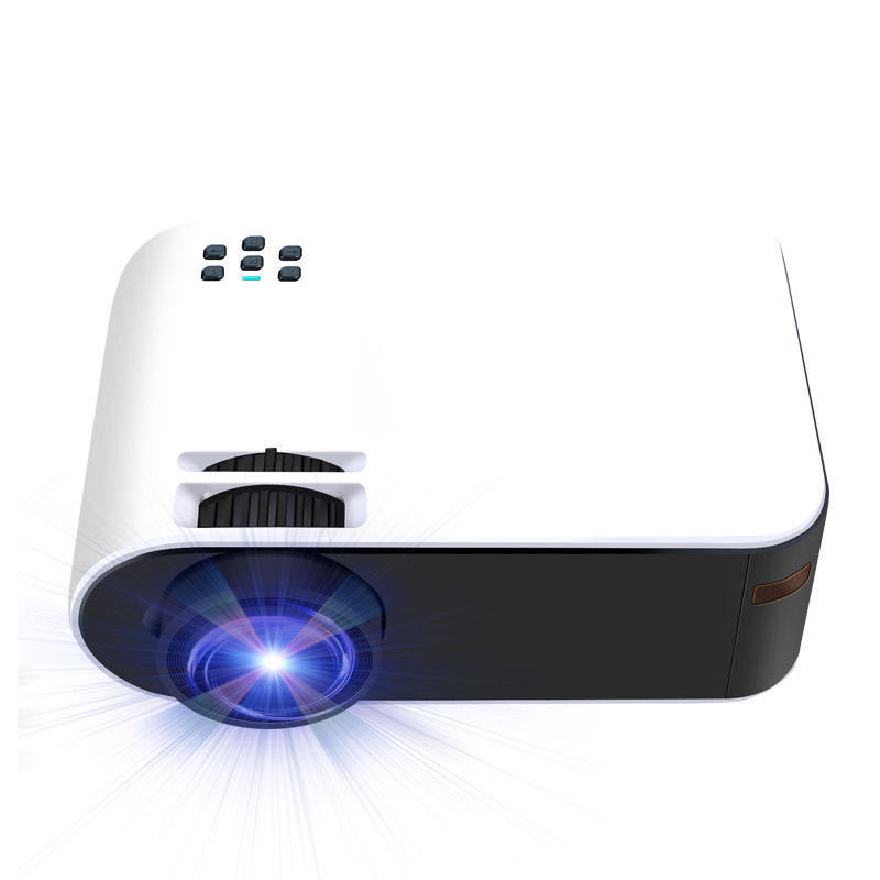 Máy chiếu mini - Kết nối Wifi, Bluetooth xem Youtube, Netflix, VTV ...