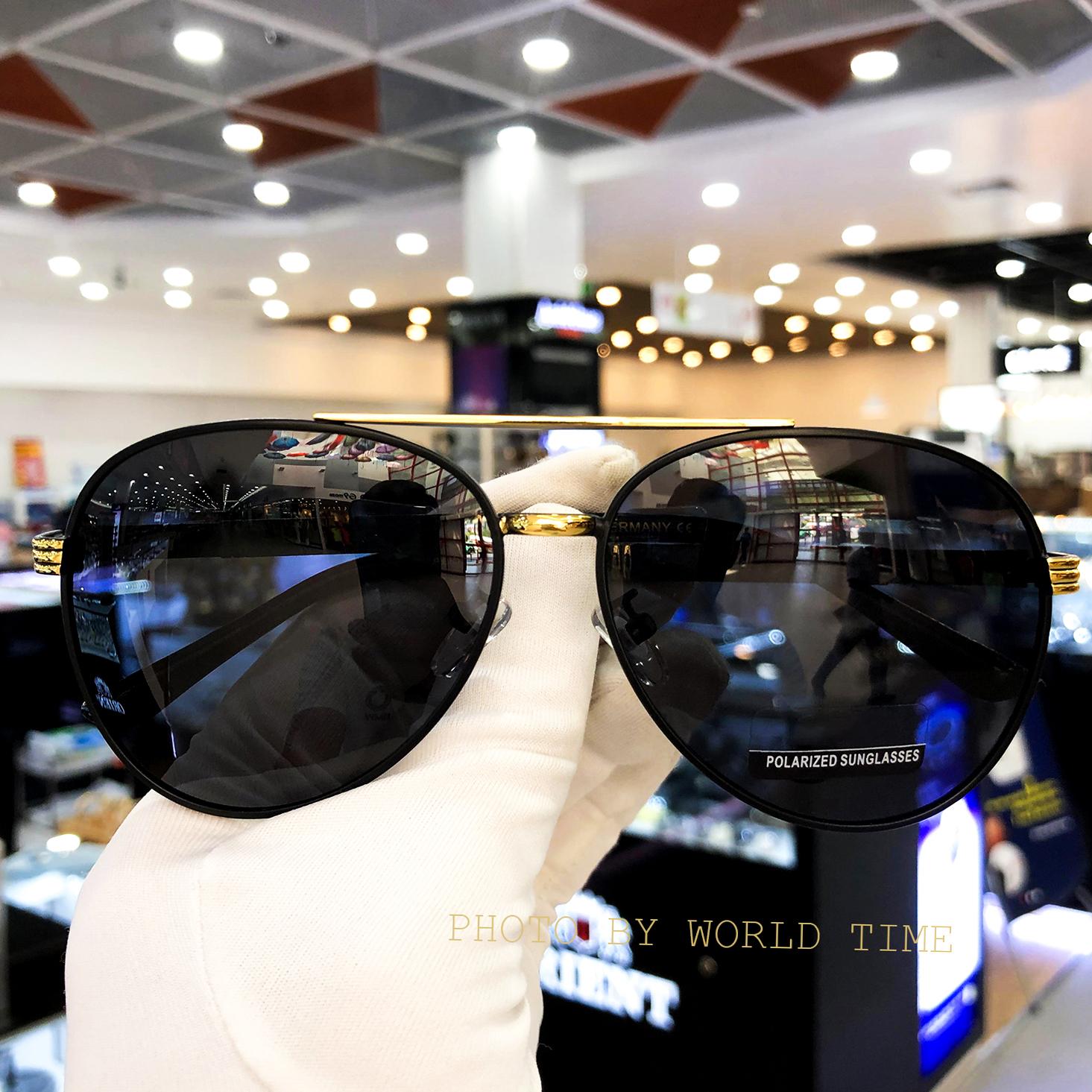 Kính mát nam chống nắng chống tia UV cao cấp AD68