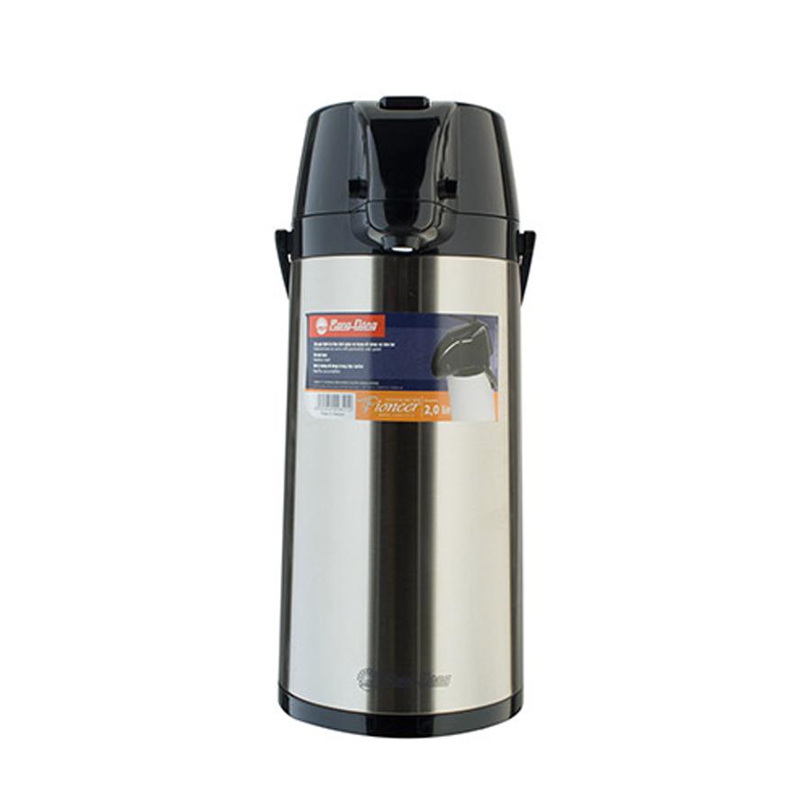 Phích cao cấp Vỏ inox 2 lít Rạng Đông, model  2045 ST1.E-2L