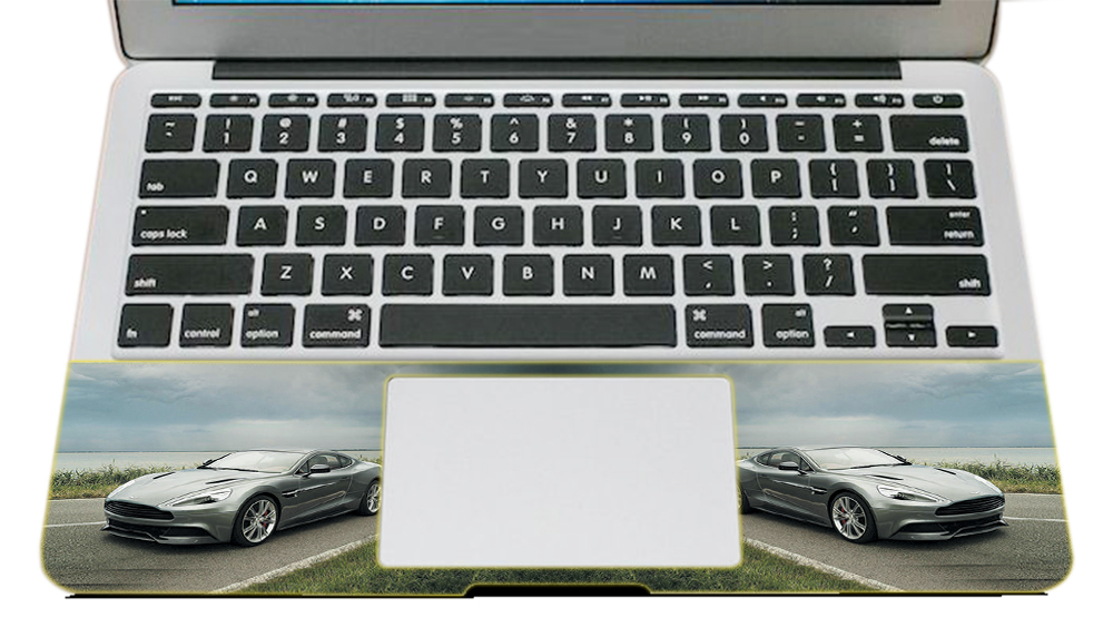 Mẫu Dán Trang Trí Mặt Ngoài + Lót Tay Laptop Xe LTX - 132