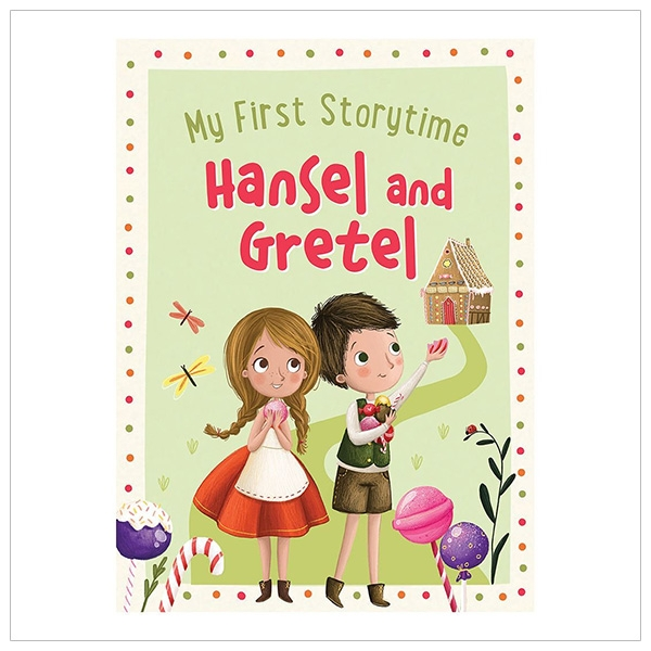 My First Storytime: Hansel and Gretel