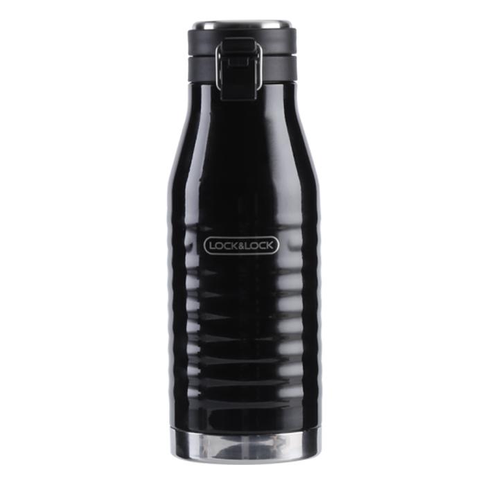 Bình Giữ Nhiệt Lock&Lock Wave Bottle LHC4150BLK - Đen
