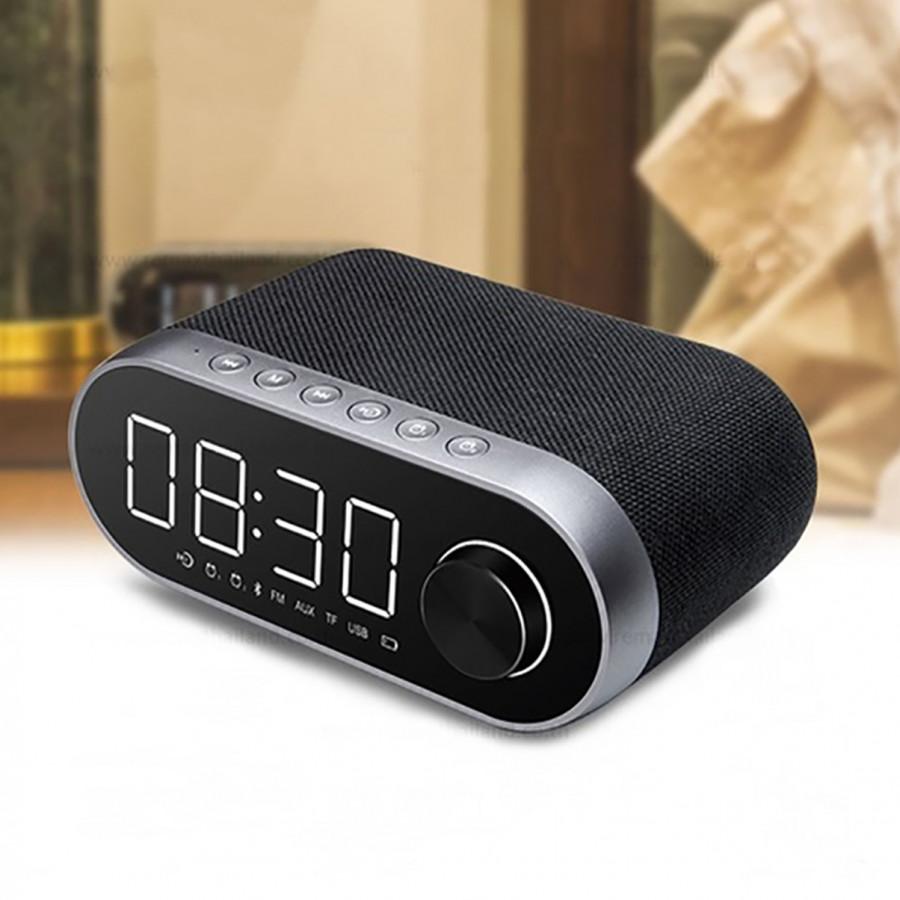Combo Loa Nghe Nhạc Bluetooth Remax RB-M26 + Tặng 1 Bao Đựng Cáp Sạc - Chính Hãng