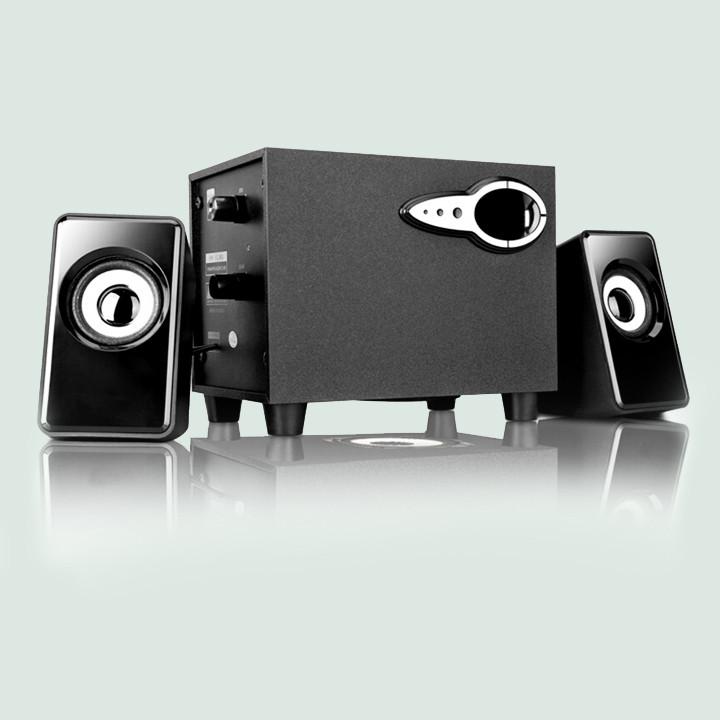 Loa máy tính bluetooth  USB ,nghe nhạc  chuẩn âm thanh bass treb chuyên nghiệp 301 M95