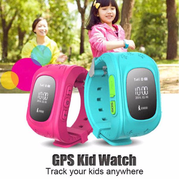 Đồng hồ định vị trẻ em LBS Z50
