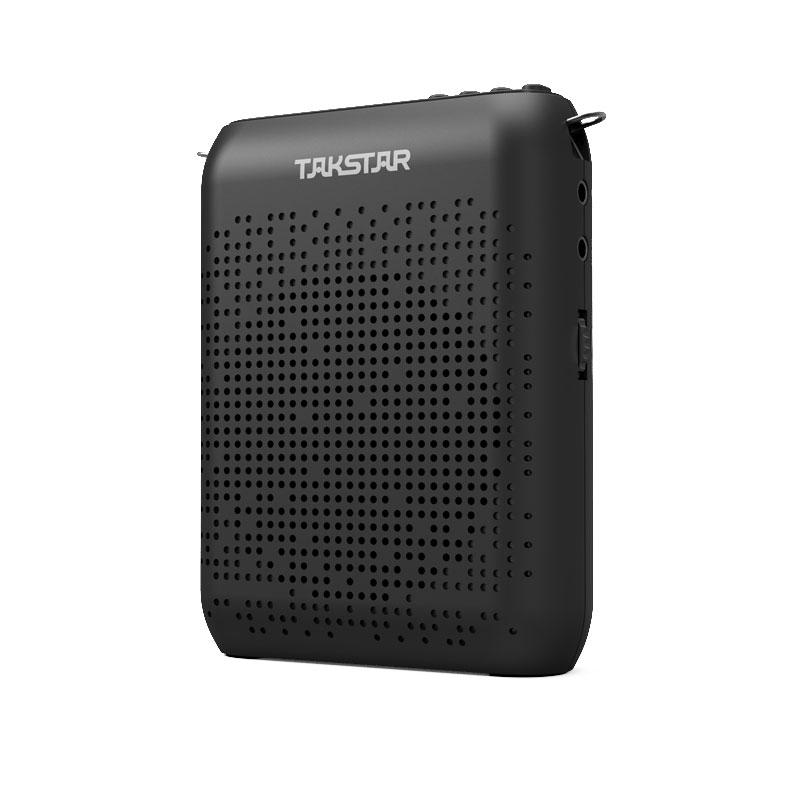 Loa Trợ Giảng Kèm Micro Đeo đầu TAKSTAR E220 Chính hãng. Chuyên Giảng Dạy Đào tạo Giải trí. Chống hú. Tiếng sáng rõ ràng âm chắc mạnh mẽ. Có Bluetooth. Màu Đen.