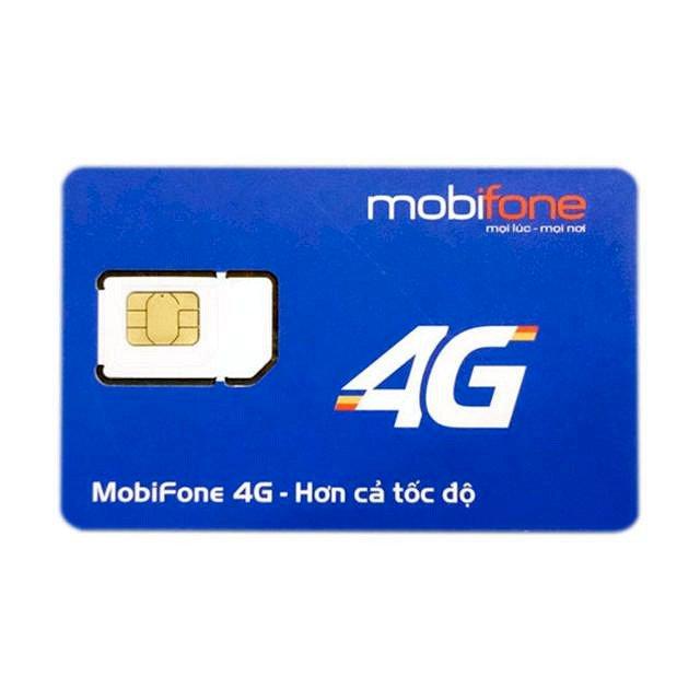 Sim 4G Mobifone MDT250A Trọn Gói 1 Năm (4GB/Tháng)