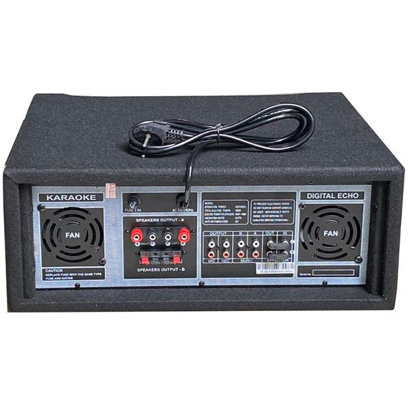 Âmpli karaoke và nghe nhac PA - 203i 12 sò BellPlus (hàng chính hãng)