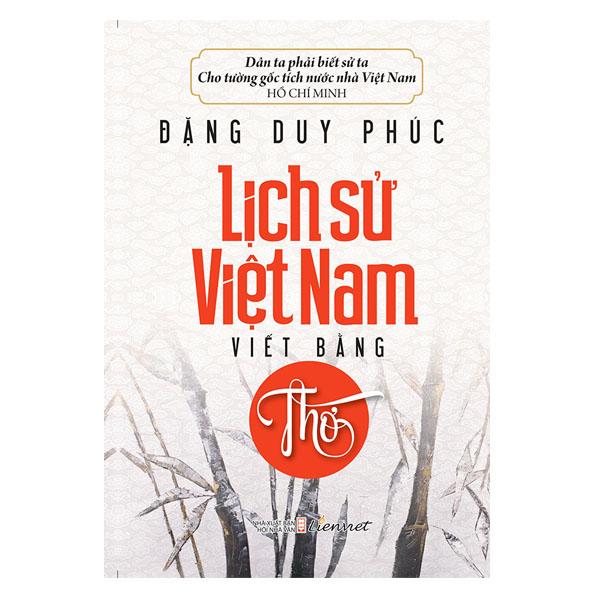 Lịch Sử Việt Nam Viết Bằng Thơ