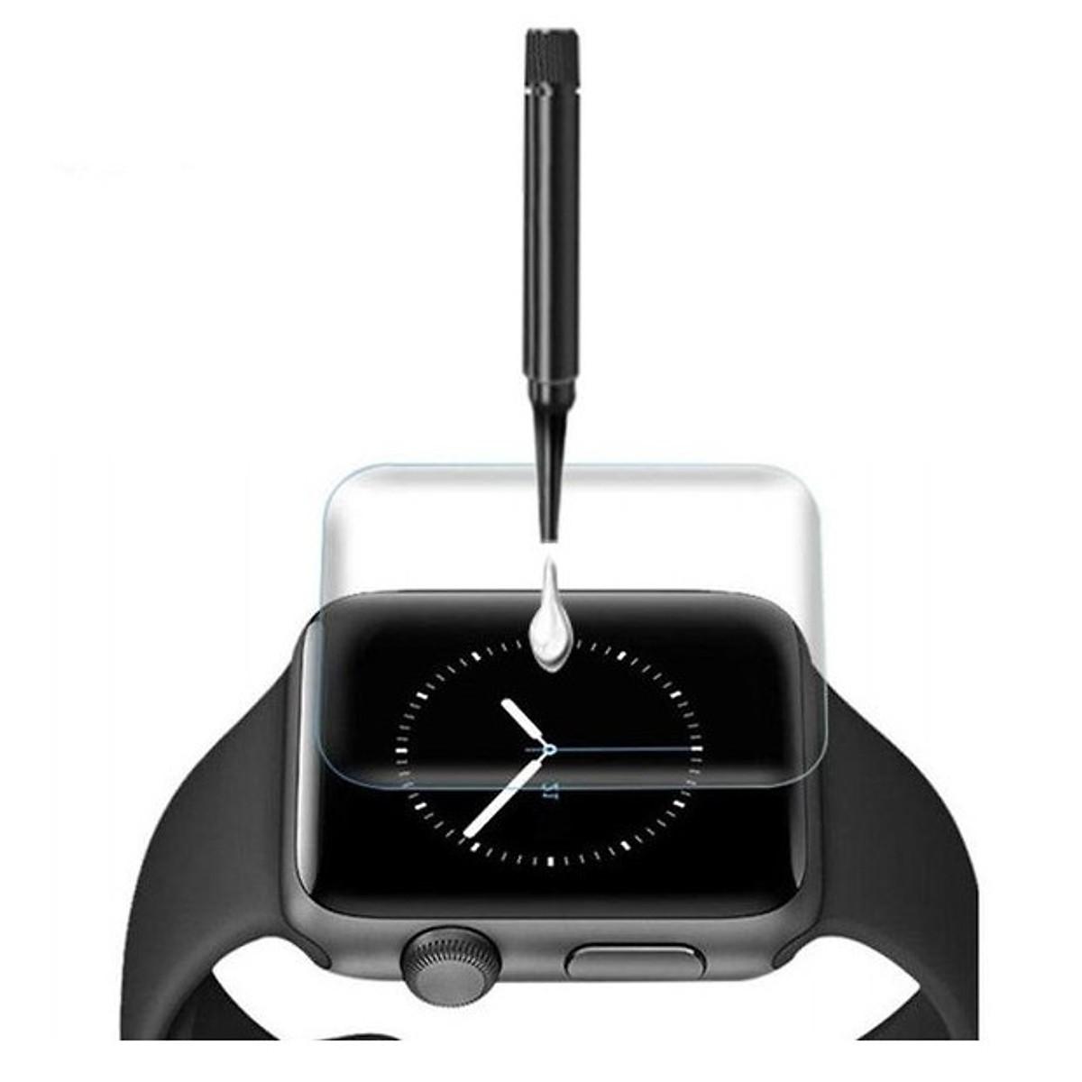 Dán màn hình cường lực UV cho Apple watch