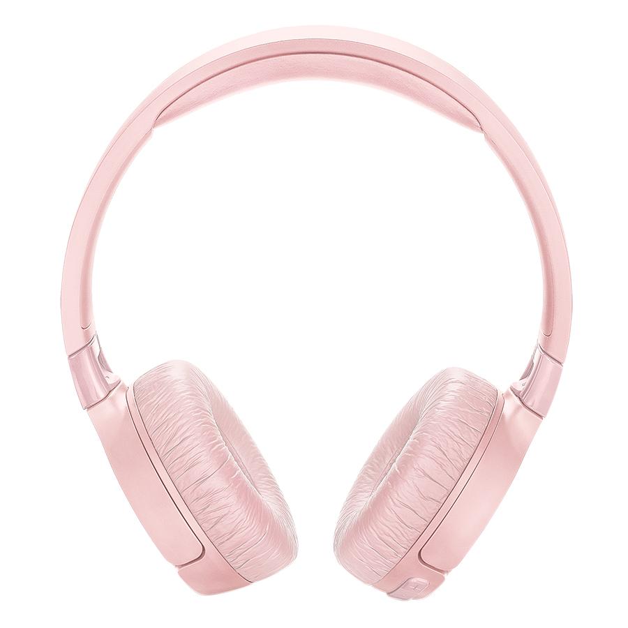 Tai Nghe Bluetooth Chụp Tai On-ear Chống Ồn JBL T600BTNC - Hàng Chính Hãng