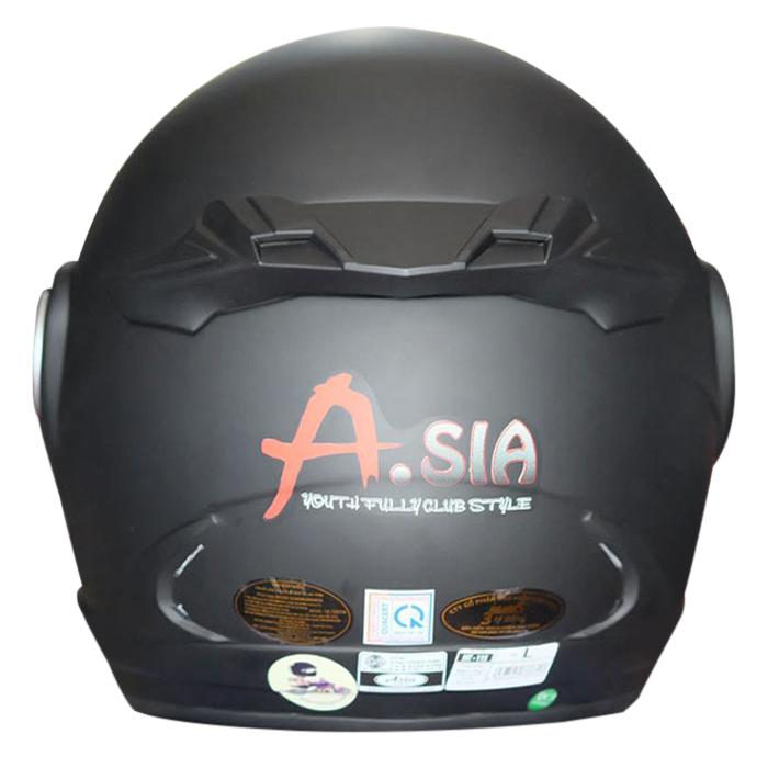 Mũ Bảo Hiểm 3/4 ASIA M168 (Size L)