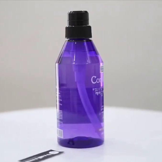 Gel vuôt giữ lọn tóc kiểu mềm Glaze Hàn Quốc 400ml tặn thêm móc khóa