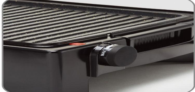 Núm xoay điều khiển của vỉ nướng điện Lock&Lock EJK221
