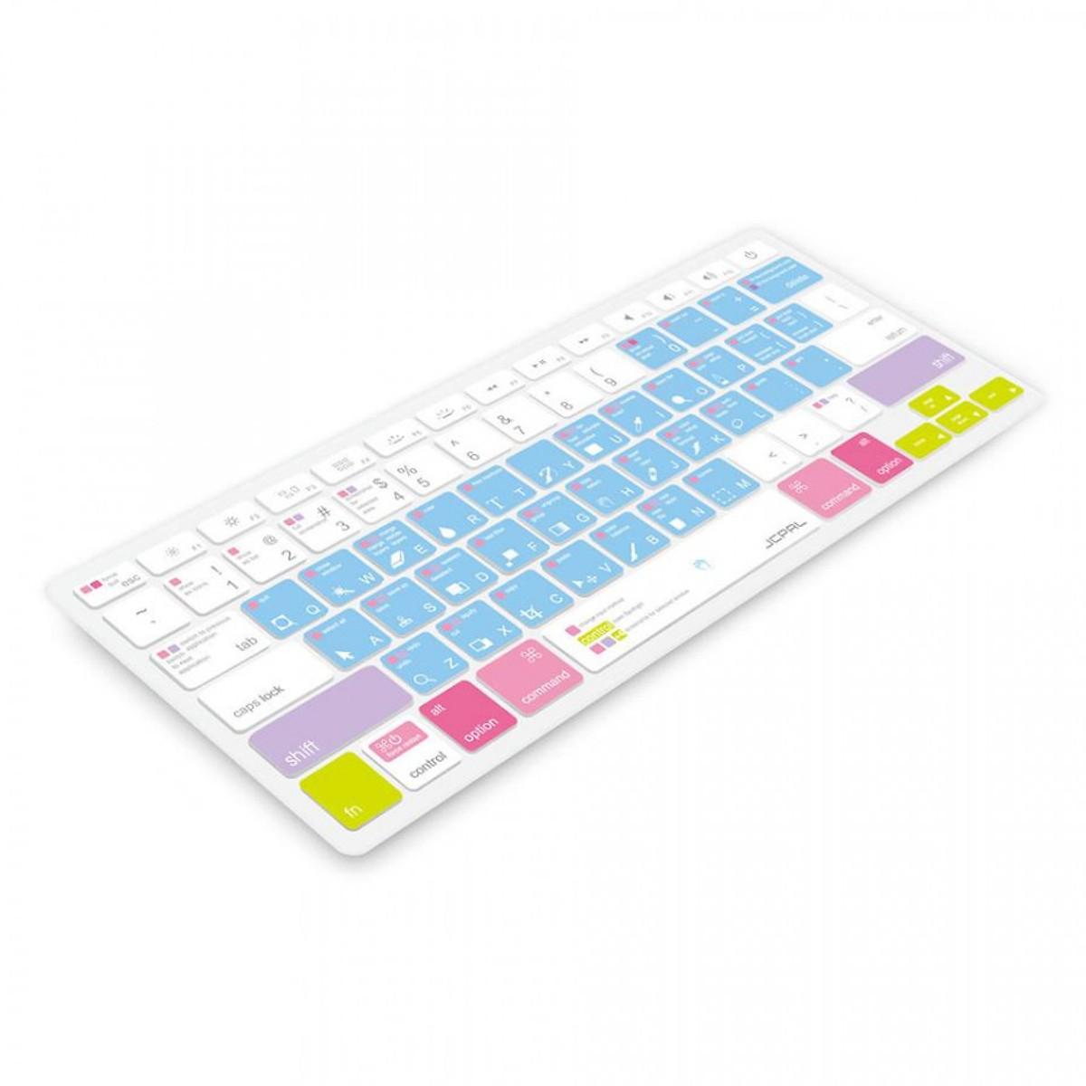 Lót phím JCPAL bảo vệ cho New Magic Keyboard - Hàng chính hãng