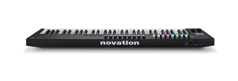 Bàn Chơi Nhạc Điện Tử Midi Controller Novation Launchkey 61 MK3, tích hợp phím rgb, hỗ trợ chơi nhạc với Ableton live, phiên bản mới 2020 - Hàng chính hãng