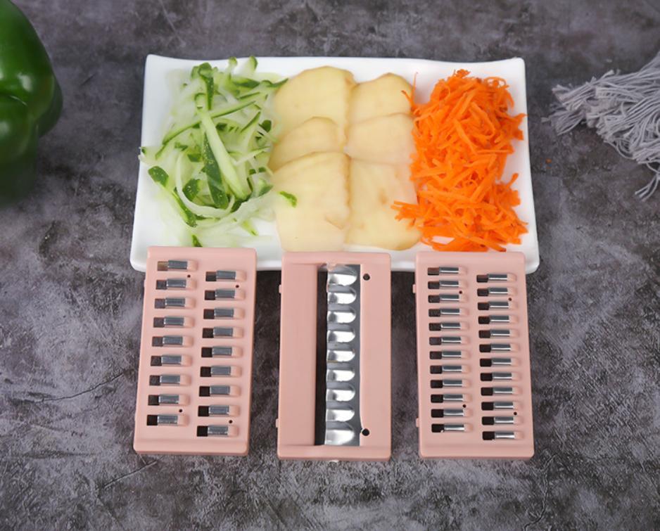 Bộ dụng cụ nạo rau củ quả - 3 lưỡi Tiện nghi cho nhà bếp