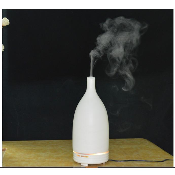 Máy khuếch tán tinh dầu gốm trắng cao