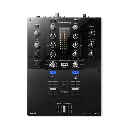 Mixer DJM-S3 (Pioneer DJ) - Hàng Chính Hãng