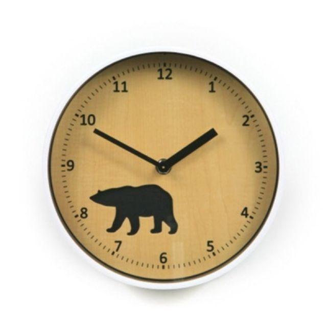 Đồng hồ treo tường Monote Rachel hình gấu 22cm