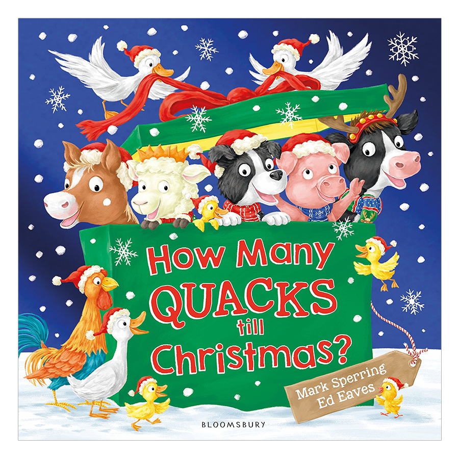 How Many Quacks Till Christmas? (Christmas books)