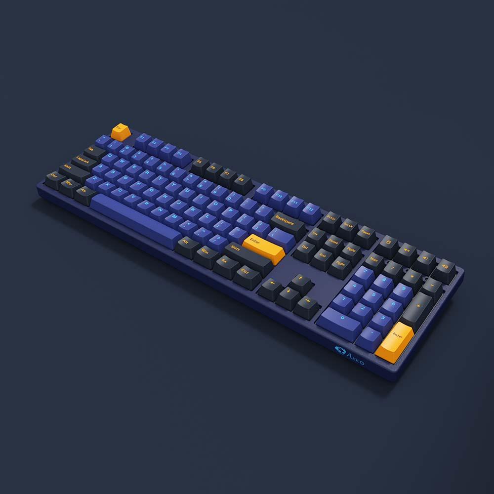 Bàn phím cơ AKKO 3108 v2 DS Horizon (Akko switch v2) - Hàng chính hãng
