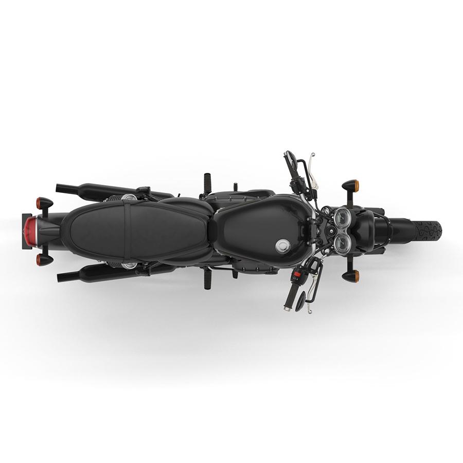 Xe Môtô Triumph Bonneville T100 Black - Đen Bóng