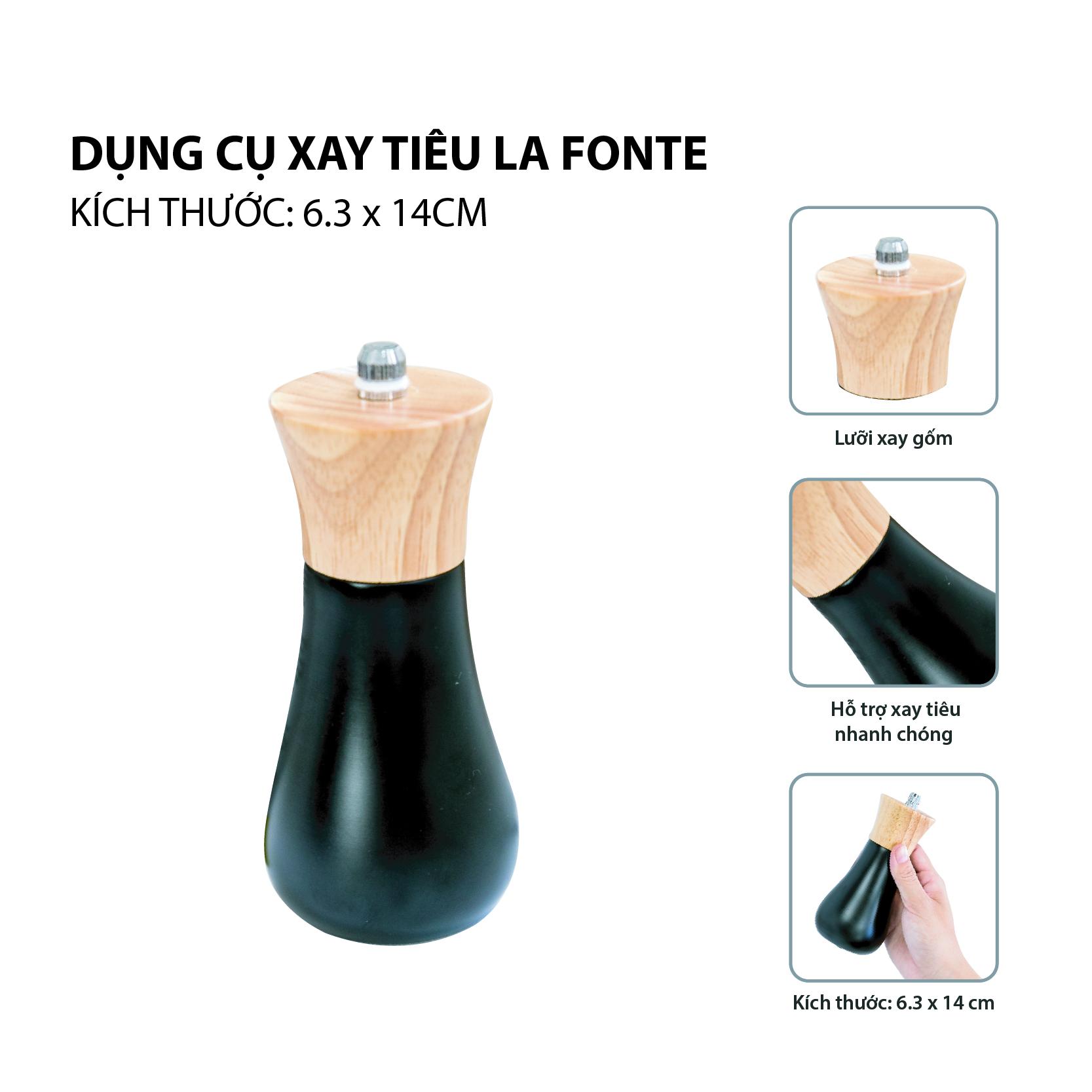 Dụng cụ xay tiêu La Fonte - 006910